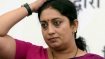 Smriti<i>ji</i>, you didn't do favour by not taking offence to 'Irani' joke. Don't call BJP tolerant