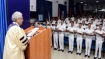Indian Navy cadets awarded B Tech degrees