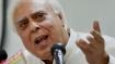 <i>Gau rakshaks</i> are your people: Sibal mocks BJP