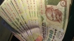 Currency notes found floating in Ganga river in UP