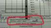 Hilarious bank deposit slip- Reason/Purpose for payment-Modi