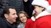 Bashar Assad visits Christian orphanage on Christmas Day