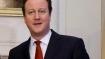 Former British PM David Cameron meets Narendra Modi