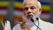 Modi says happy over public support for demonetisation