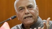Poor management led to cash crunch in the country: Yashwant Sinha