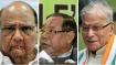 Sharad Pawar, MM Joshi among those to be awarded Padma Vibhushan