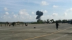 Thai fighter jet crashes at air show