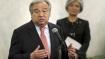 UN chief calls for lifting US travel ban