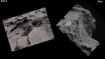 Rosetta spacecraft films landslide on comet