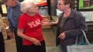 McDonald's honors 94-year-old woman for 44 years of service