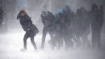 Winter Storm Stella lashes northeastern US