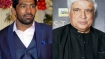 Illeterate jibe: Wrestler tells Javed Akhtar he made history for India