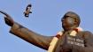 Uttar Pradesh: Ambedkar's statue found damaged in Ballia