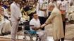 President Pranab Mukherjee confers Padma awards 2017