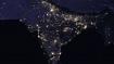 India at night, through NASA's eyes