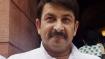 Delhi BJP chief Manoj Tiwari's house ransacked