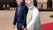 Modi turns Delhi guide for Australian Prime Minister