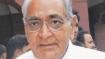 New Delhi: Congress treasurer Motilal Vora hospitalised