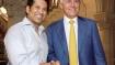 When Australian PM Malcolm Turnbull visited TCS, met Sachin Tendulkar in Mumbai