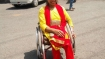 MCD Election 2017: Wheelchair-bound Swaraj India candidate vows to make schools disable-friendly
