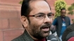 Union minister Naqvi flags-off first batch of Haj pilgrims