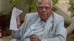 Ram Jethmalani, BJP jointly move application to end suit over expelling him