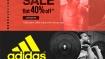 Adidas Big End Of Season Sale: Flat 40% Off*, Get Them Now!