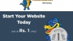Hostgator Coupons: Start Your Website Today @ Re. 1*