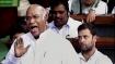 Mallikarjun Kharge says LS Speaker should never lose cool