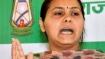 'No differences between us', says Misa Bharti on Tejashwi-Tej Pratap rift