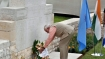 Modi, Israeli PM lay wreaths at Haifa Indian Cemetery