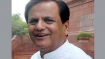 Let trial go on says SC on Ahmed Patel's RS election