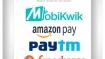 Clash Of Wallets: Paytm Wallet Vs Amazon Pay Vs BHIM App Vs Mobikwik Wallet Vs FreeCharge Wallet
