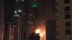 Fire rips through Dubai Marine Torch for second time since 2015