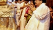 VP-elect Venkaiah Naidu offers prayers at Lord Venkateswara temple