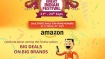 Pre- Amazon Great Indian Festival BEGINS NOW - Get Up To 70% Off* on Products