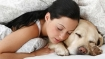 Keeping dogs in bedroom can help you get a better sleep: Study