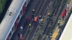 Police steps up London Tube blast probe, questions suspects