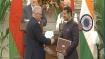 Ten MoUs signed between India and Belarus