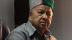 Virbhadra Singh down with Swine Flu