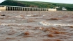 Almatti dam full, increase in water levels at Nagarjunasagar following heavy rains