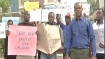 Protest outside Greater Noida school where Nigerian student was sexually assaulted