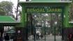 Animals arrive at the Bengal Safari Park from Jamshedpur and Delhi