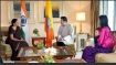 What did Nirmala Sitharaman gift Bhutan Prince? Know here