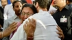 Rahul Gandhi turns emotional, hugs lecturer on listening to her woes