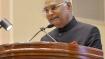 President to address Goa University convocation on Saturday