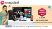 SNAPDEAL IS BACK! Shop For Sankranti, Upto 80%* Off!