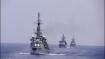 In a courageous operation, Navy anchors burning merchant vessel SSL Kolkata
