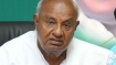 'Farmers know how to punish,' says Deve Gowda at Ramlila Maidan
