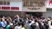 Sealing in Delhi's Lajpath Nagar, Police resorts to lathicharge